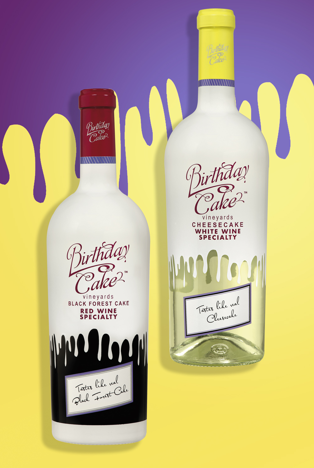 BIRTHDAY CAKE LINEA Design Agency Specializing In Wine And Spirits